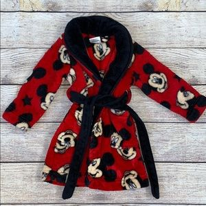 Mickey Mouse Robe